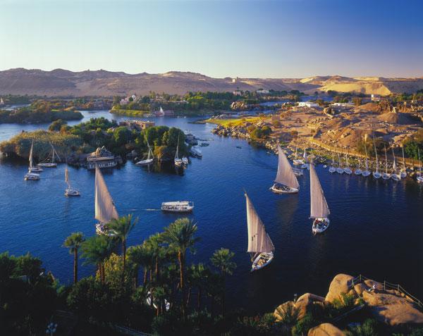 Recorre el Nilo con inCruises España